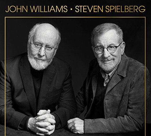 John Williams and Steven Spielberg