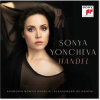 SONYA YONCHEVA'S NEW ALBUM HANDEL INSPIRED BY HIS BAROQUE HEROINES Out Now! | Perfoming the Role of Violetta in La Traviata at The Metropolitan Opera February and March 2017 Image