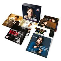 GET JOSHUA BELL – THE CLASSICAL COLLECTION 14-CD BOX SET FEATURING RECORDINGS FROM THE PAST TWENTY YEARS | Available Worldwide August 18, 2017 on Sony Classical