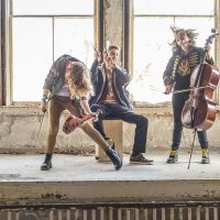 INDIE FOLK-ROCK BAND THE ACCIDENTALS  RELEASE LABEL DEBUT ALBUM ODYSSEY
