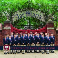 The Boys of St. Paul's Choir School New Album 'Ave Maria' Out Now on Aim Higher Recordings!