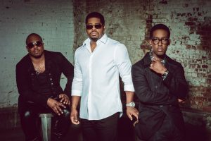 Boyz II Men's New Album 'Under The Streetlight' Out Now Featuring Brian McKnight, Amber Riley & Take 6