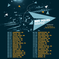 TALL HEIGHTS ANNOUNCE FALL TOUR JOINING BEN FOLDS  Plus Four Dates in October with Blind Pilot