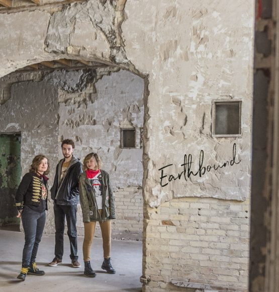 "WATCH THE ACCIDENTALS CATHARTIC NEW VIDEO ""EARTHBOUND"""