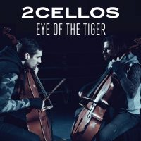 "Watch 2CELLOS BATTLE IT OUT IN NEW MUSIC VIDEO FOR ""EYE OF THE TIGER"""