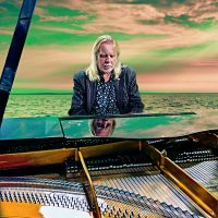 ROCK ROYALTY & KEYBOARD LEGEND RICK WAKEMAN RELEASES DEBUT ALBUM 'PIANO ODYSSEY' Out October 12 | Hear 2 New Songs Now! Image