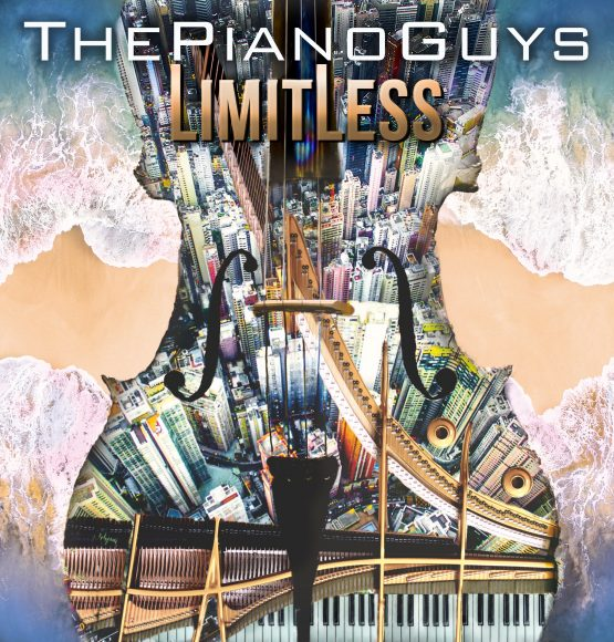 "The Piano Guys New Album ""Limitless"" – Including A Mix of Pop & K-Pop, Classical Compositions, Film Scores, & Originals – Available Everywhere Now!"