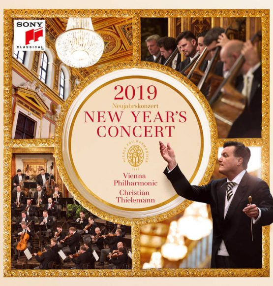 New Year's Concert Performed by Vienna Philharmonic Available Digitally Worldwide