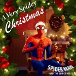 Spider-Man Into the Spider-Verse Presents A Very Spidey Christmas Featuring Chris Pine, Shameik Moore, Jake Johnson & Jorma Taccone – Available Now