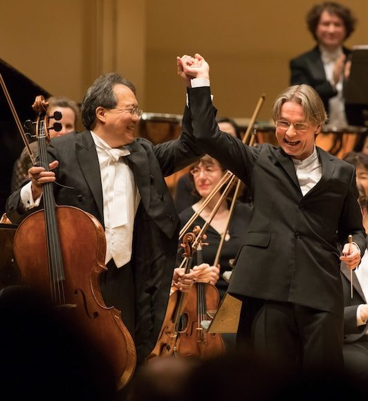 Must Listen: Salonen: Cello Concerto by Yo-Yo Ma ft. LA Philharmonic & Esa-Pekka Salonen