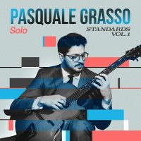 New Digital EP Series Featuring Virtuosic Guitarist Pasquale Grasso