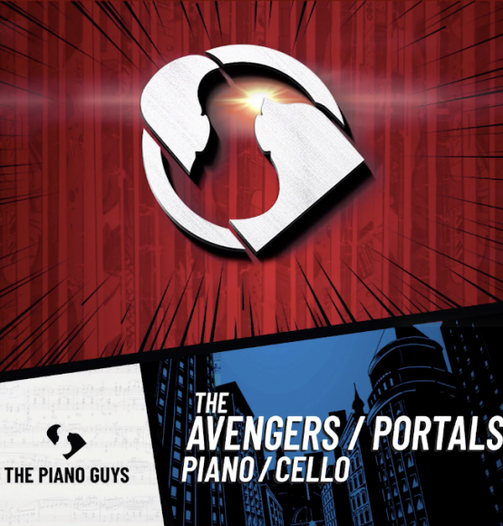Listen to 'Avengers / Portals' By The Piano Guys – Out Now!