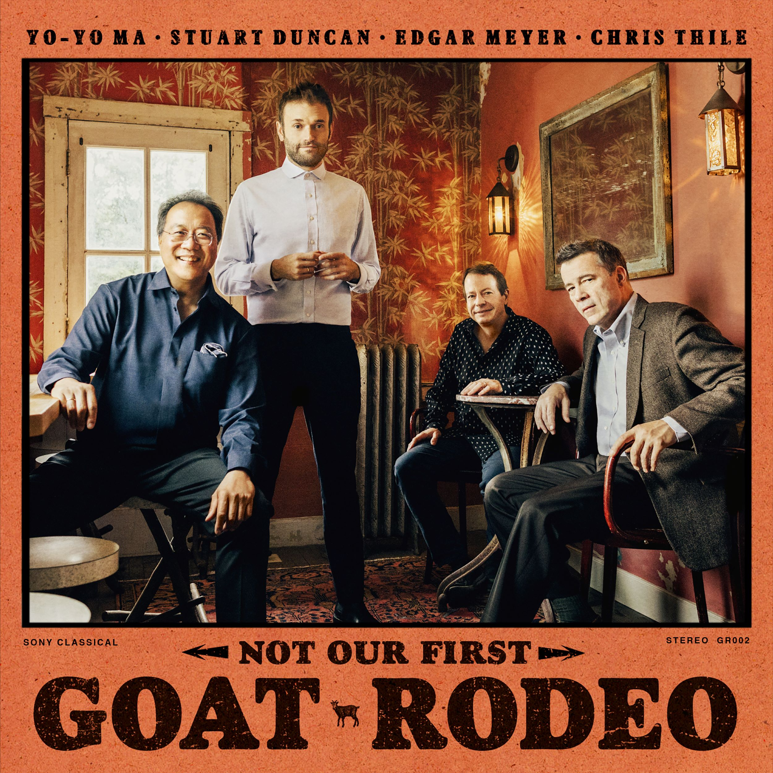 NOT OUR FIRST GOAT RODEO OUT NOW
