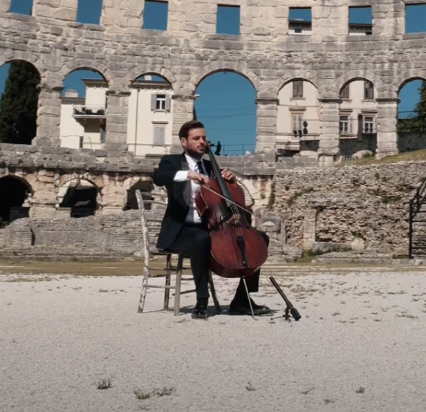 "Watch HAUSER'S ""Alone, Together – From Arena Pula"" Performance!"