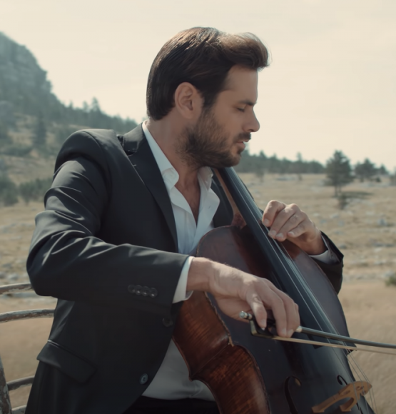 """HAUSER DEBUTS TRACK AND VIDEO OF 'FOR THE LOVE OF A PRINCESS (FROM """"BRAVEHEART"""")"""