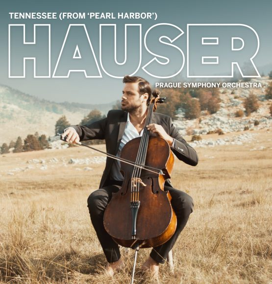 "HAUSER DEBUTS TRACK AND VIDEO OF PEARL HARBOR THEME ""TENNESSEE"""