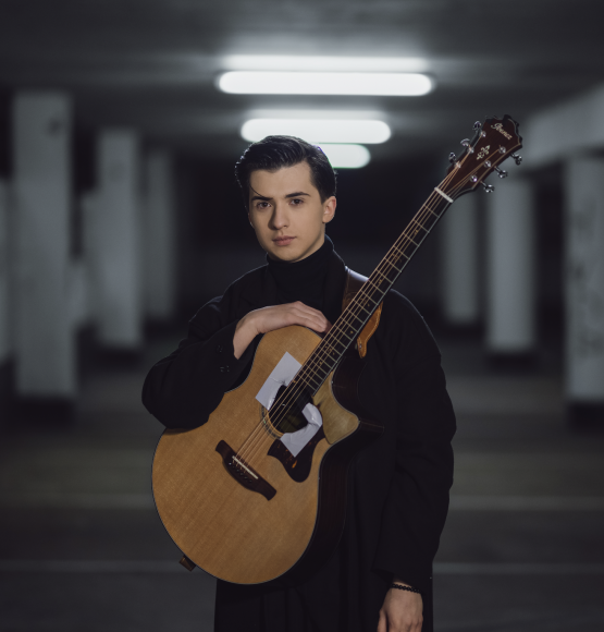 "MARCIN RELEASES RENDITION OF LED ZEPPELIN CLASSIC ""KASHMIR"""