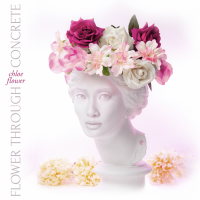 CHLOE FLOWER RELEASES NEW ORIGINAL SINGLE FLOWER THROUGH CONCRETE Image