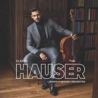 HAUSER ANNOUNCES DELUXE EDITION OF HIS DEBUT SOLO ALBUM CLASSIC Image
