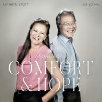 """YO-YO MA & KATHRYN STOTT UNVEIL NEW TRACK """"WE'LL MEET AGAIN"""" FROM UPCOMING ALBUM SONGS OF COMFORT AND HOPE Image"""