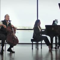 "YO-YO MA & KATHRYN STOTT SHARE NEW VIDEO ""LONDONDERRY AIR (DANNY BOY)"" Image"