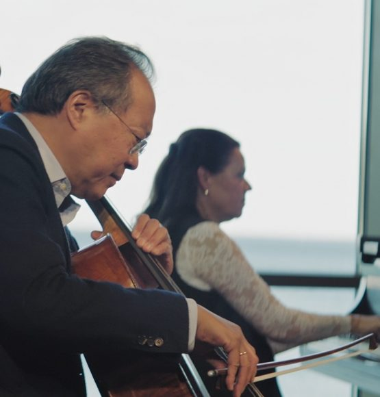 'SONGS OF COMFORT AND HOPE' ALBUM BY YO-YO MA & KATHRYN STOTT OUT NOW