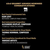 Congratulations To Our 2021 Grammy Nominees! Image