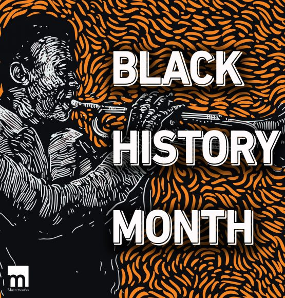 Sony Masterworks Celebrates Black History Month!
