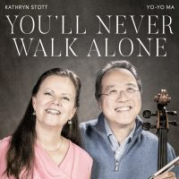 """YO-YO MA AND KATHRYN STOTT RELEASE """"YOU'LL NEVER WALK ALONE"""" TO SUPPORT MUSICIANS IN NEED Image"""