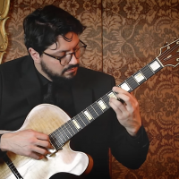 "PASQUALE GRASSO Releases Solo Ballads The First Installment of a New Three-Part Series and Video for ""Smoke Gets in Your Eyes"" Out Today Image"