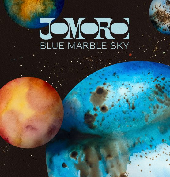 "JOMORO RELEASE NEW ALBUM ""BLUE MARBLE SKY"""