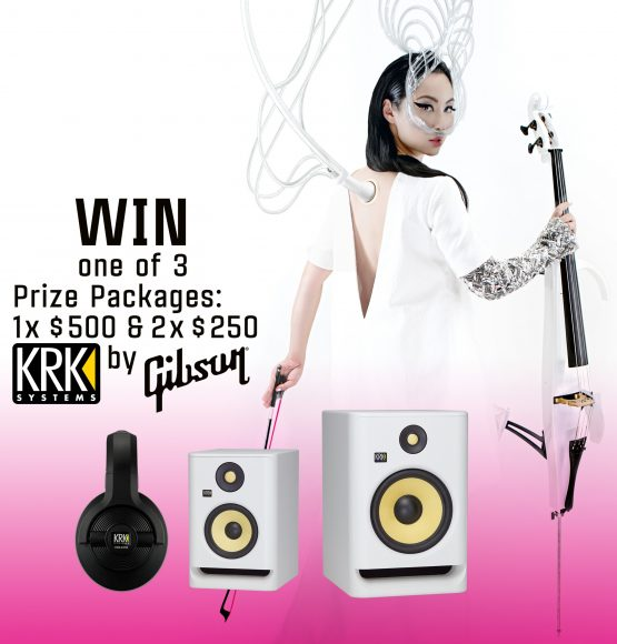 Enter Tina Guo's Contest For a Chance to win one of three prizes!