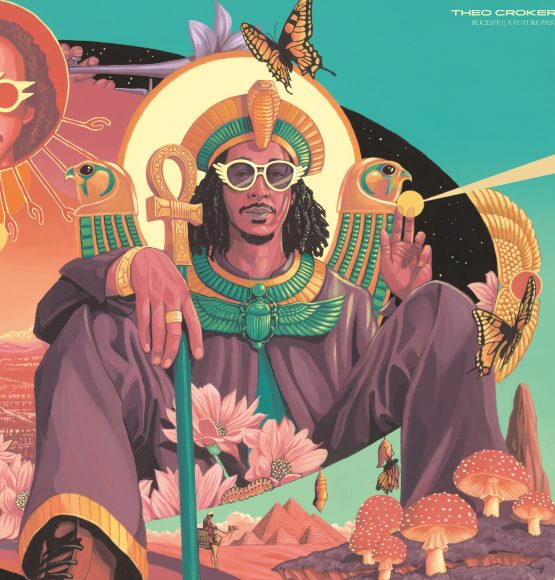 Theo Croker releases new album, BLK2LIFE || A FUTURE PAST