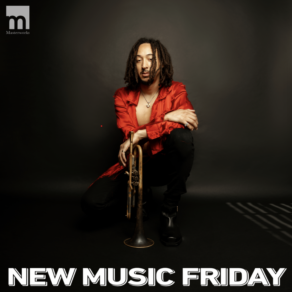 LIVE TODAY: NEW MUSIC FRIDAY PLAYLIST