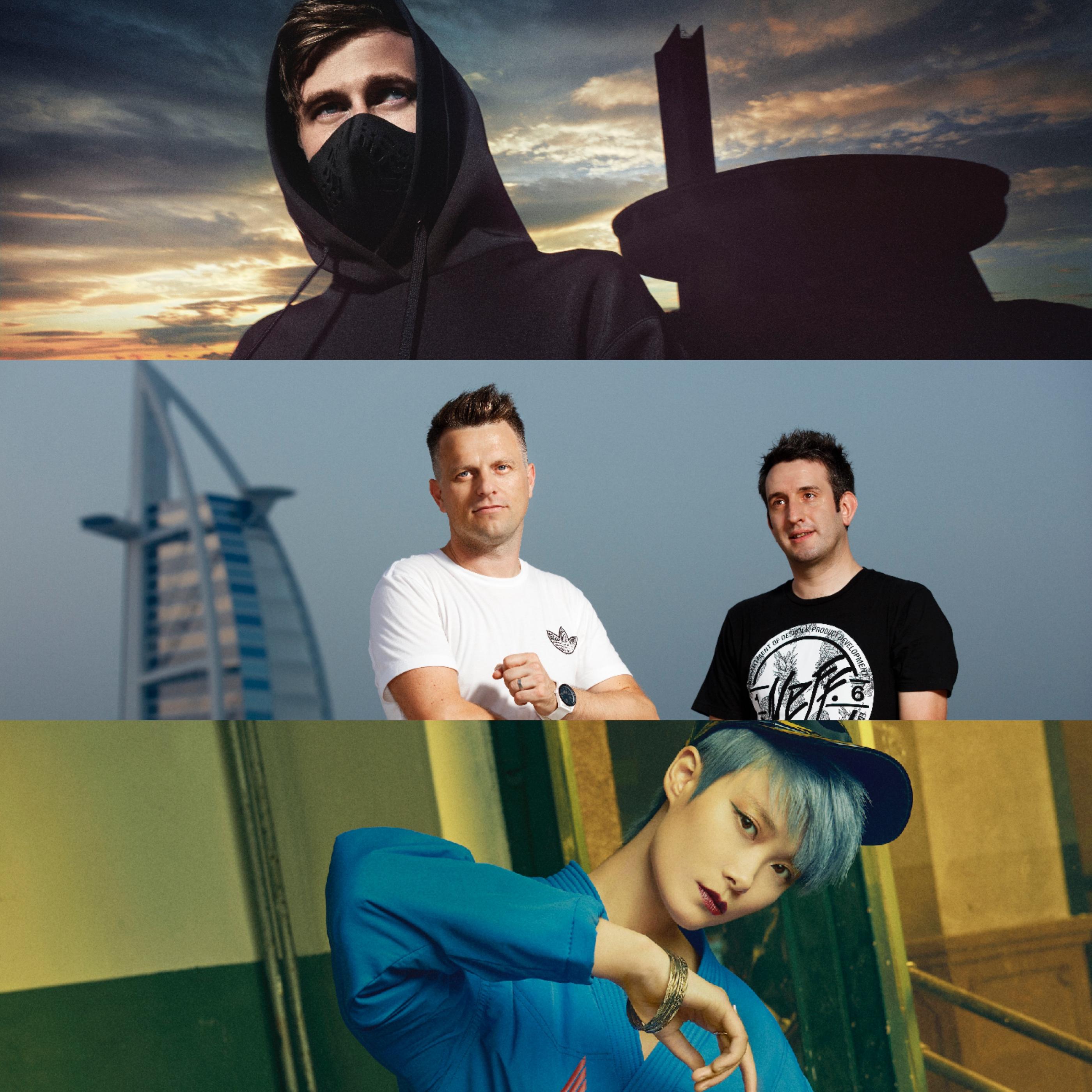 Introducing New Label Liquid State  'East Meets West on the Dancefloor'
