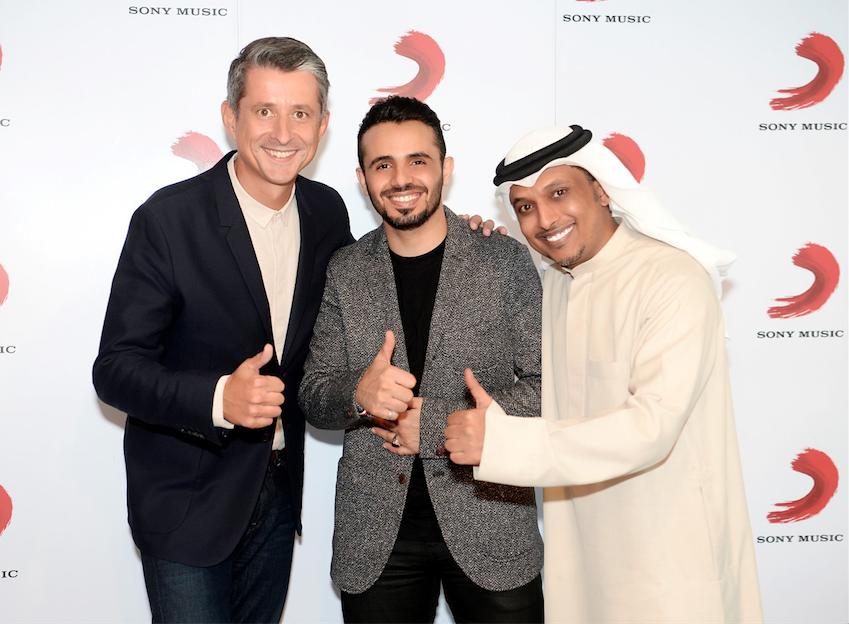 Arabic Star Ammar Al Azaki joins the Sony family