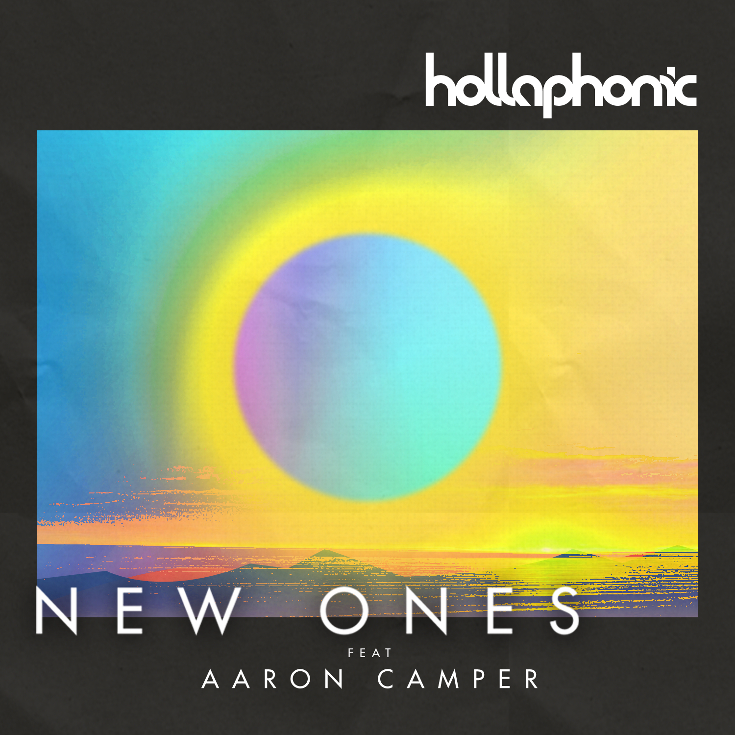 "Hollaphonic Drop ""New Ones"" Featuring Aaron Camper"