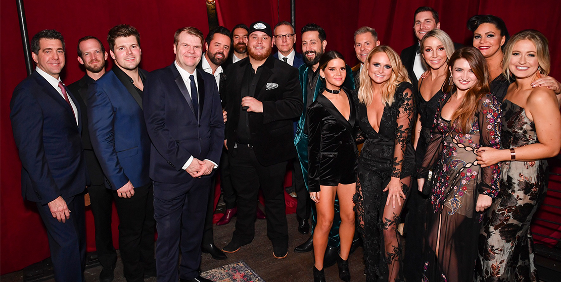 SONY MUSIC NASHVILLE CELEBRATES BANNER YEAR WITH CMA AWARDS TAKEOVER