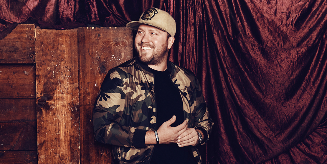 MITCHELL TENPENNY ACHIEVES COUNTRY'S BIGGEST NEW ARTIST