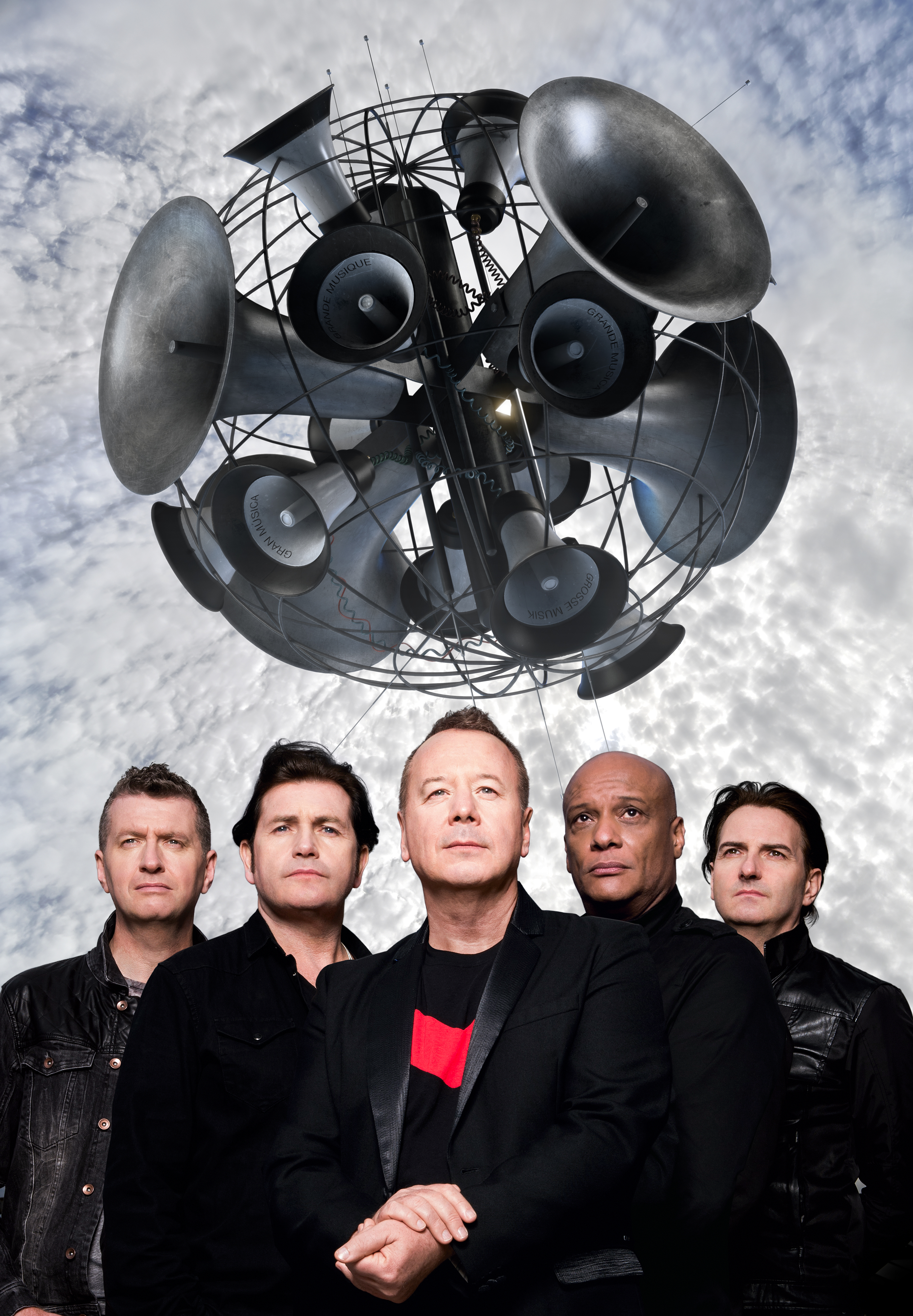 What genre of music is the group Simple Minds?