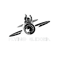 Flying Buddha