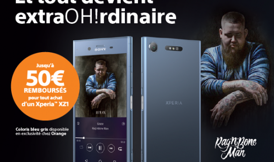 Rag'n'Bone – Sony Mobile