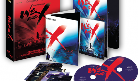 Coffret Spécial We Are X