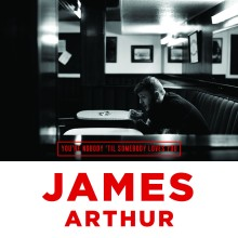 James Arthur prezentuje drugi klip!
