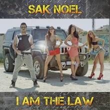 """Sak Noel powraca z najnowszym hitem """"I Am the Law"""" w barwach Sony Music!"""