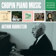 """Arthur Rubinstein – """"Original Album Classics"""""""