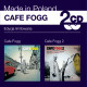 """Various – """"CafeFogg / CafeFogg 2″"""
