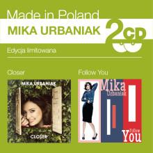 "Mika Urbaniak – ""Closer / Follow You"""