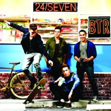 """BIG TIME RUSH wracają z nową płytą """"24/seven"""" – premiera 11 czerwca"""
