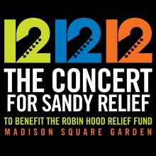 "Various Artist – ""12-12-12 The Concert for Sandy Relief"" DVD"
